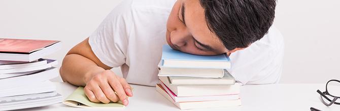 「「4当5落」は危険!受験生は7時間30分の睡眠がオススメ」サムネイル画像